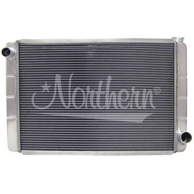 "Northern Radiator - Northern 31"" x 19"" Stock Car Triple Pass Performance Aluminum Radiator IMCA NHRA"