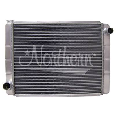 Northern Radiator - Northern 209696 Triple Pass 2-Row Plymouth MOPAR Style Aluminum Radiator 19x28