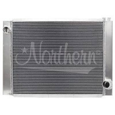 Northern Radiator - Northern 209699 Race Pro Aluminum Crossflow 3-Row Radiator GM Chevy 26 x 19 x 4