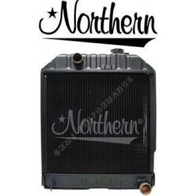 Northern Radiator - Northern 211024 Radiator Ford Holland Tractor OE# 82847505 E1NN8005AB15M