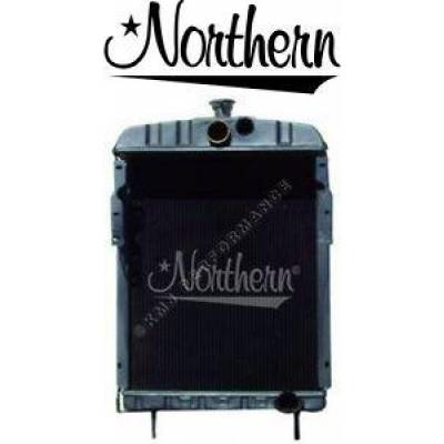 Northern Radiator - Northern 219548 International IH Farmall 400 450 Radiator 361416R93 361417R93