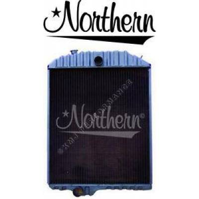 Northern Radiator - Northern 219563 JD John Deere 4640 4840 Tractor Radiator RE21896 RE21895 AR79458