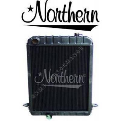 Northern Radiator - Northern 219739 John Deere Tractor Radiator 300D 310C 310D 315C 315D AT167021