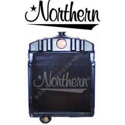 Northern Radiator - Northern 219756 International Harvester Farmall 140 Tractor Radiator 369400R94