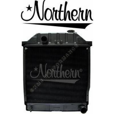 Northern Radiator - Northern 219783 Radiator Ford Holland 250C 260C 4130 4630 E9NN8005AB15M