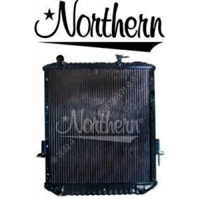 Northern Radiator - Northern 239307 GMC Isuzu NPR NQR 4.8L Diesel Radiator 8972219732 081129001