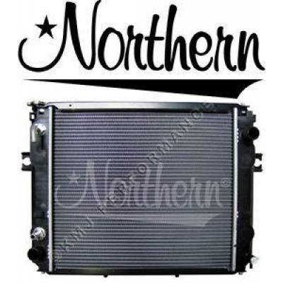 Northern Radiator - Northern 246083 Hyster Yale Forklift Radiator H177 580035305 8516828 2054530