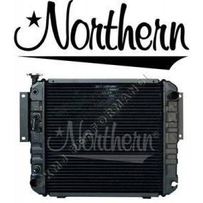 Northern Radiator - Northern 246086 Hyster Yale Forklift Radiator H25XM H35XM 2021741 912495601