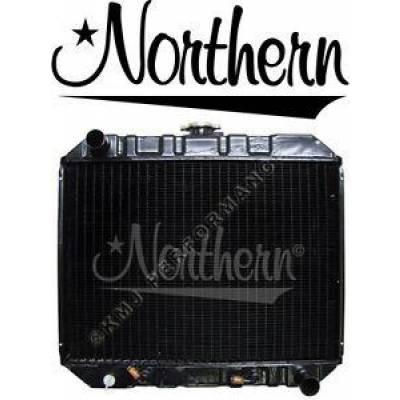 Northern Radiator - Northern 246104 Mitsubishi Caterpillar Forklift Radiator 9360100100 9160102900