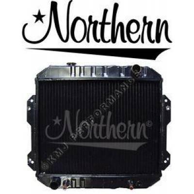Northern Radiator - Northern 246112 Radiator for Nissan Forklift CPJ02A UJ02A 214606G100 214606G101