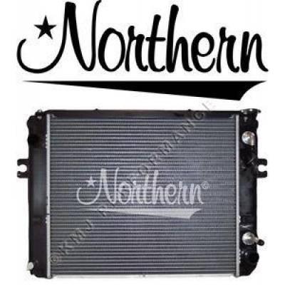 Northern Radiator - Northern 246209 Toyota Forklift Radiator w/ Oil Cooler 16420U217071 16420U223071
