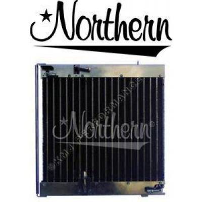 Northern 400-629 Ford Tractor 5110 5610 6600 6610 Combo AC Condenser Oil Cooler