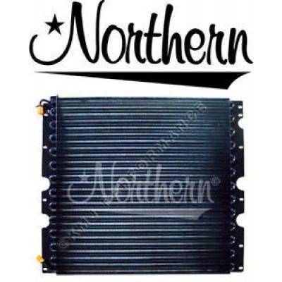 Northern 9240827 93-00 International Navistar T444E 7.3L 4600 4700 AC Condenser