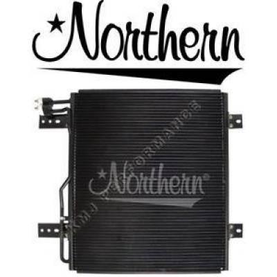 Northern 9240829 01-06 Navistar 4200 4400 8500 AC Condenser 1E5085 2586812C1