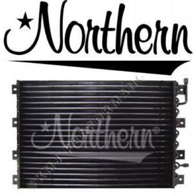 Northern Radiator - Northern 9241009 95-00 Kenworth T400 T600 w/ Aero Hood AC Condenser K122125