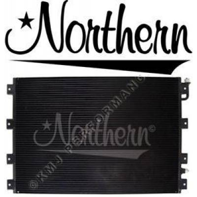 Northern Radiator - Northern 9246001 95-00 Kenworth T400 T600 with Aero Hood AC Condenser K122125