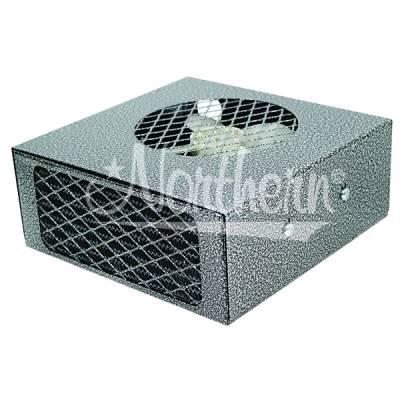 "Northern AH500 16 000 BTU 10"" x 4"" x 10"" Auxiliary Heater 12v Underseat Location"