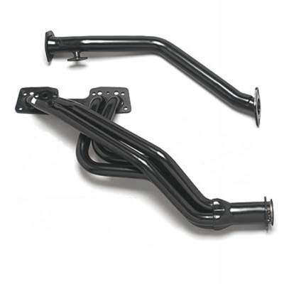 PaceSetter Performance Products - Pace Setter 70-1187 84-89 Toyota Pickup 4Runner Steel Header 22R 22RE 22REC 4Cyl