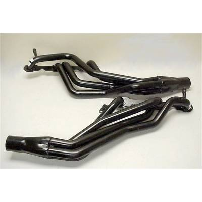PaceSetter Performance Products - Pace Setter 70-2237 Long Tube Headers 96-97 Camaro Firebird 5.7L LT1 w/ AIR EGR