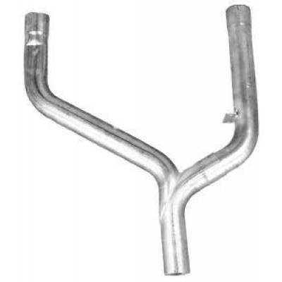 "PaceSetter Performance Products - Pace Setter 82-1161 3"" Off-Road Exhaust Y-Pipe 93-97 LT1 Chevy Camaro & Firebird"