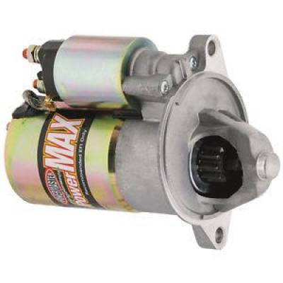 "Ignition & Electrical - Starters - Powermaster - Powermaster 9162 Small Block Ford PowerMAX Late Model Starter 3/4"" Offset"