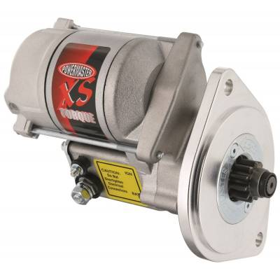 "Ignition & Electrical - Starters - Powermaster - Powermaster 9503 Small Block Ford XS Torque Mini Starter 200 ft.-lb. 3/4"" Offset"