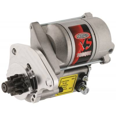 Ignition & Electrical - Starters - Powermaster - Powermaster 9513 XS Torque Starter 200 ft-lb. 1965-1987 SB/BB MoPar Hemi Natural