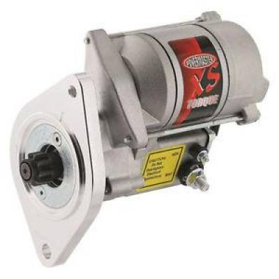 Ignition & Electrical - Starters - Powermaster - Powermaster 9515 XS Torque AMC / Jeep mini starter 200 ft.-lb. Natural Finish