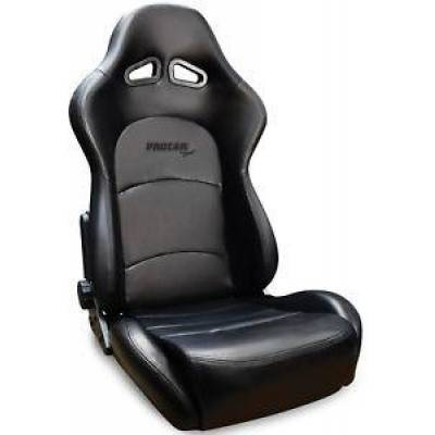Interior Trim & Accessories - ProCar By Scat - Procar 1615 Series Sportsman Pro Seat Black Driver/Passenger Seat