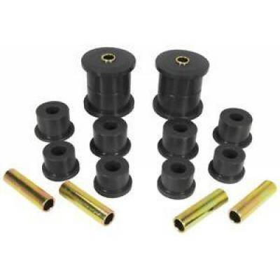 Jeep Accessories - Prothane Motion Control - Prothane 1-1007-BL 84-99 Jeep Cherokee Comanche Rear Leaf Spring Bushing Kit