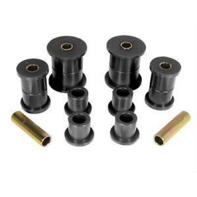 "Prothane Motion Control - Prothane 1-1014-BL 74-91 Cherokee Wagoneer 2"" Spring Eye & Shackle Bushing Kit"
