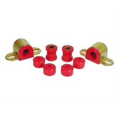 Prothane Motion Control - Prothane 1-1105 84-01 Jeep Cherokee Comanche Front Sway Bar Bushing Kit 28mm Bar