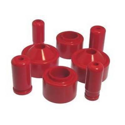 """Prothane 1-1708 07-14 JK Wrangler 2"""" Coil Spring Spacer Isolator Lift Kit Poly"""