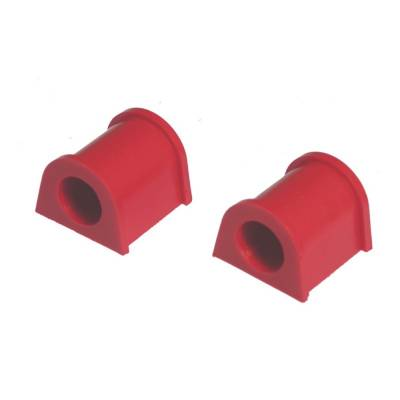 Prothane Motion Control - 1960-75 Jaguar E Type Mark2 XJ6 Front Lower Inner Control Arm Bushings Red Poly