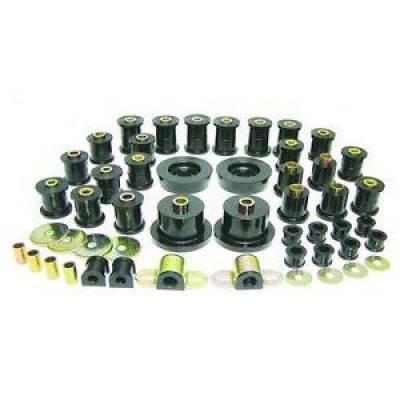Car Accessories - Prothane Motion Control - Prothane 12-2002-BL 1990-1997 Mazda Miata MX5 Total Suspension Bushing Kit Black