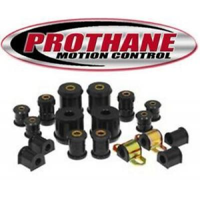 Car Accessories - Prothane Motion Control - Prothane 13-2002-BL 00-05 Mitsubishi Eclipse Complete Suspension Bushing Kit
