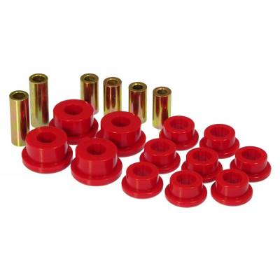 Car Accessories - Prothane Motion Control - Prothane 13-201 1995-99 Mitsubishi Eclipse Front Upper Lower Control Arm Bushing