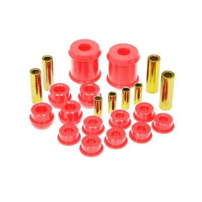 Car Accessories - Prothane Motion Control - 2000-05 Mitsubishi Eclipse Spyder GT GS GTS Rear Control Arm Bushing Red Poly