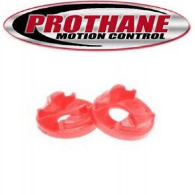 Car Accessories - Prothane Motion Control - Prothane 13-504 1995-99 Eclipse/Talon Rear Motor Mount Insert Red Polyurethane