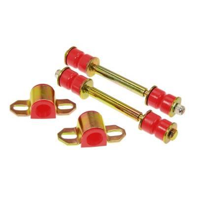 Car Accessories - Prothane Motion Control - Prothane 14-1102 23mm Sway Bar Bushing/Link Kit for 86.5-97 Nissan 2WD Hardbody