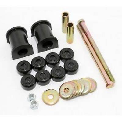 Car Accessories - Prothane Motion Control - Prothane 14-1106-BL 86.5-97 Nissan 4WD Pickup Pathfinder 20mm Sway Bar Endlink