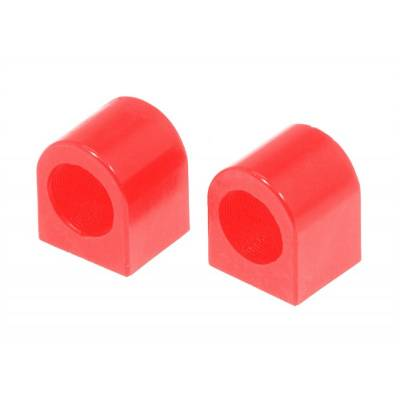 Car Accessories - Prothane Motion Control - Prothane 14-1115 34mm Front Sway Bar Bushings for 2003-2004 Nissan 350Z Red Poly