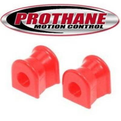 Car Accessories - Prothane Motion Control - Prothane 14-1123 Nissan Titan 04-06 2WD 4WD 34mm Front Sway Bar Bushing Red Poly