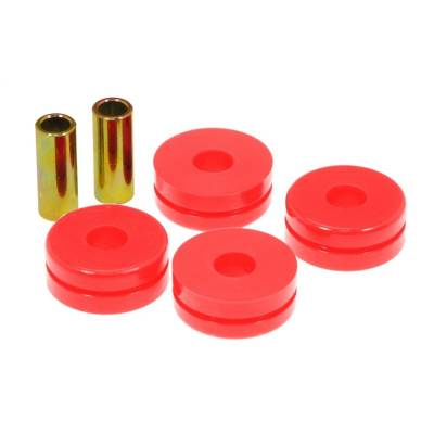 Car Accessories - Prothane Motion Control - Prothane 14-1203 Front Strut Rod Bushing Kit Red Poly for Nissan 300ZX 84-7/87