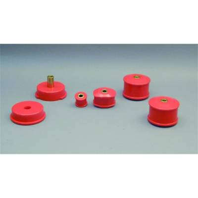 Prothane Motion Control - Prothane 14-1901 Motor Mount Inserts for 91-99 Nissan 200SX NX Sentra (1.6/2.0L)