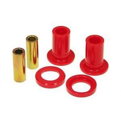 Car Accessories - Prothane Motion Control - Prothane 14-208 Front Control Arm Bushing for 1995-1998 Nissan 240SX Red Poly