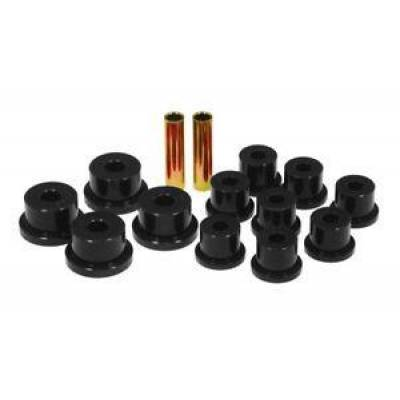 SUV Accessories - Prothane Motion Control - Prothane 17-1001-BL Front or Rear Leaf Spring Bushing Kit 85-88 Samurai