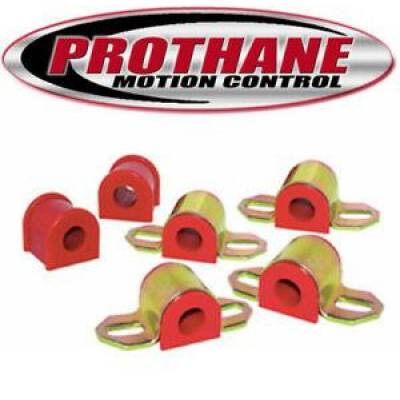 "- Prothane Motion Control - Prothane 19-1119 Universal Sway Bar Bushings 20mm Fits ""A"" Style Bracket Red"