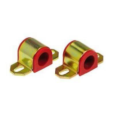 "- Prothane Motion Control - Prothane 19-1135 Universal Sway Bar Bushing 1-1/16"" Fits ""B"" Style Bracket Red"