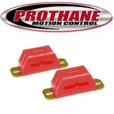 "- Prothane Motion Control - Prothane 19-1306 Universal 2"" Progressive Energy Absorbing Bump Stop Multi-Mount"